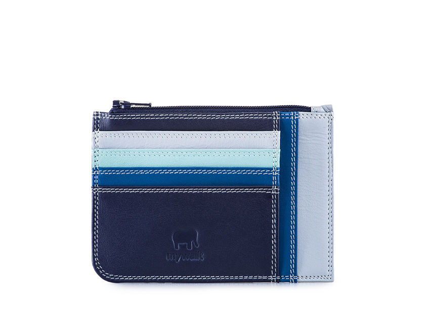 Mywalit Slim Credit Card Holder Denim 1210-130