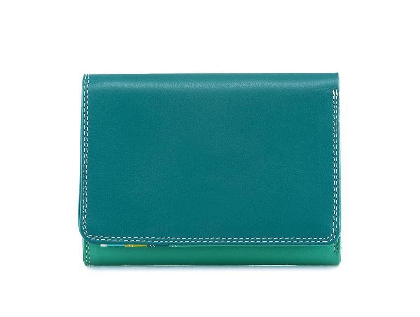 Mywalit Mini Portafoglio pieghevole linea Tri-fold Wallet colore Mint cod. 106-129