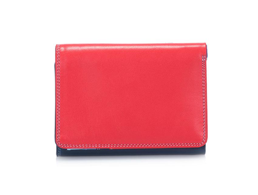 Mywalit Mini Portafoglio pieghevole linea Tri-fold Wallet colore Royal cod. 106-127