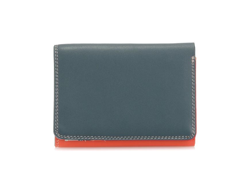 Mywalit Mini Portafoglio pieghevole linea Tri-fold Wallet colore Urban Sky cod. 106-122