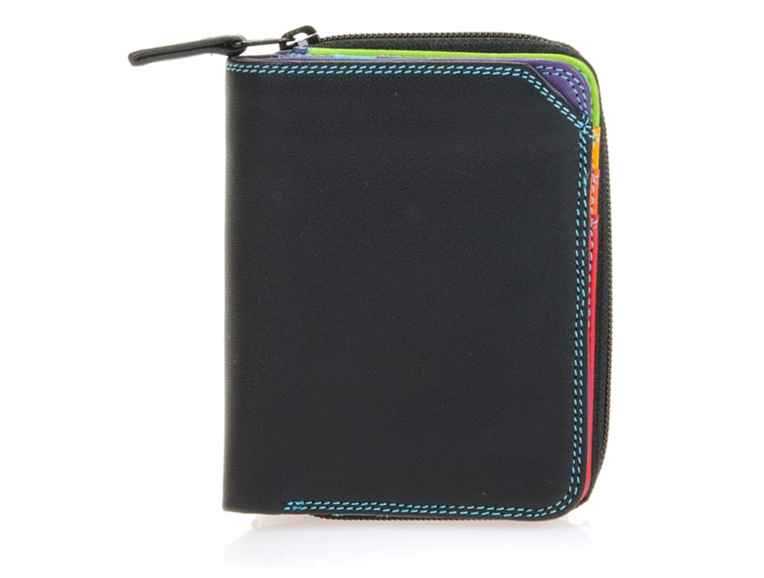 Mywalit Portafoglio linea Small Zip Wallet black-pace 226-4