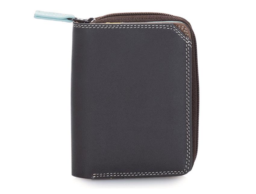 Mywalit Portafoglio linea Small Zip Wallet mocha 226-128