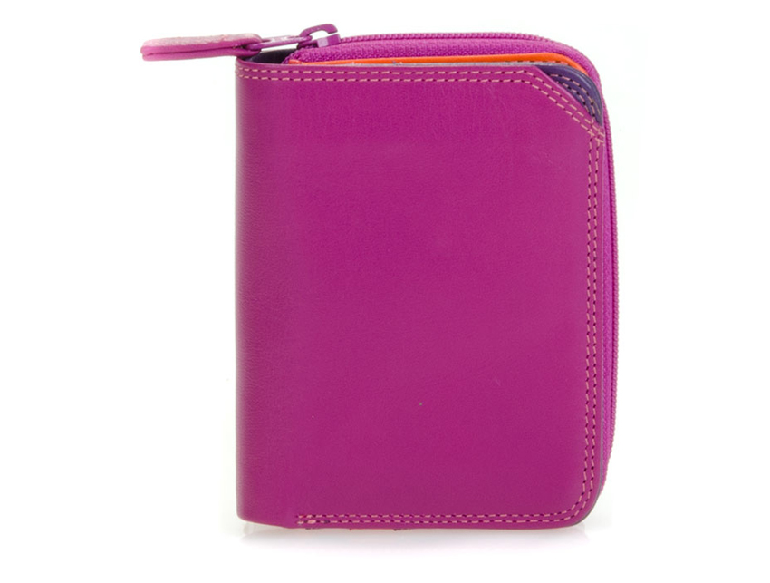 Mywalit Portafoglio linea Small Zip Wallet sangria-multi 226-75