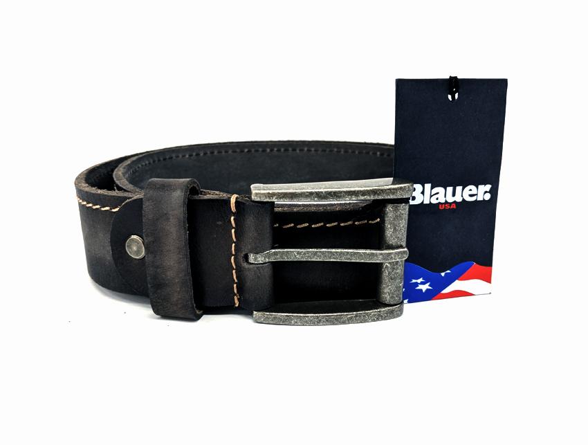 Blauer USA - Cintura - linea Blauer's - SKU BLCU00264M nero