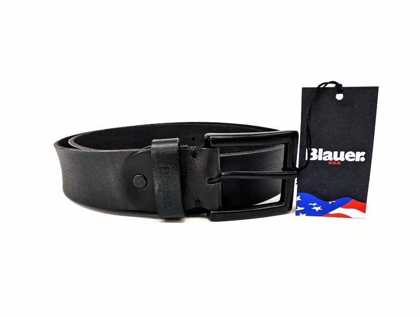 Blauer USA - Cintura - linea Blauer's - SKU BLCU00269M nero