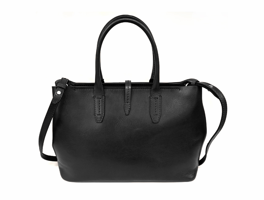 The Bridge - Borsa Donna - linea Florentin - SKU 04131701 nero retro