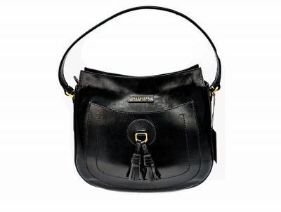 The Bridge - Zaino Donna - linea Santacroce - SKU 04333801 nero fronte