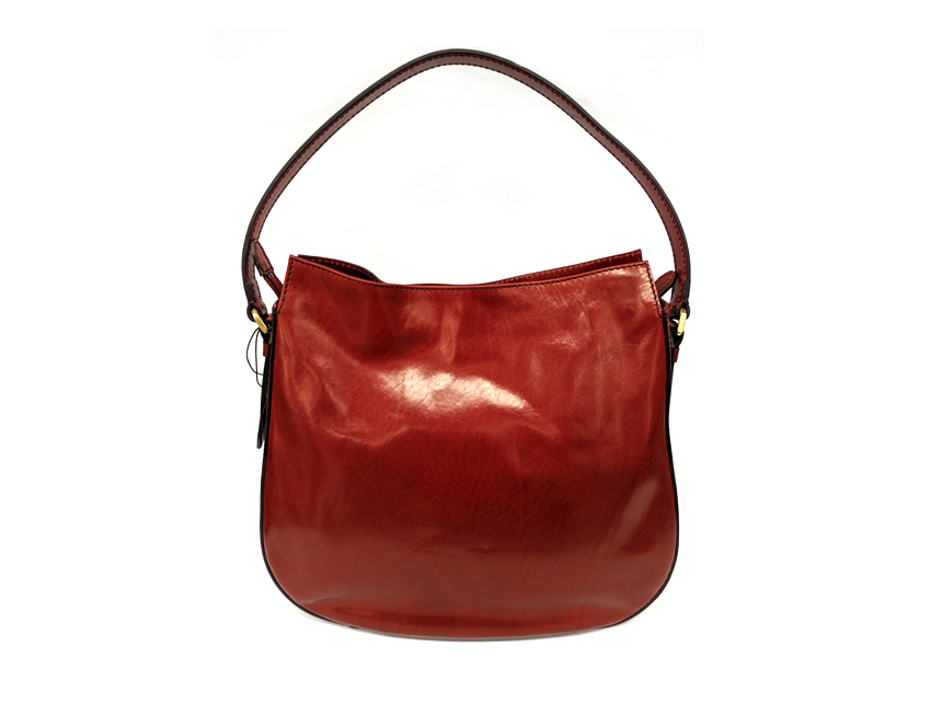 The Bridge - Zaino Donna - linea Santacroce - SKU 04333801 rosso retro