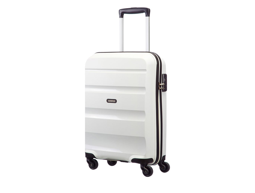 American Tourister - Spinner 55cm - Bon Air - SKU 59422 fronte bianca