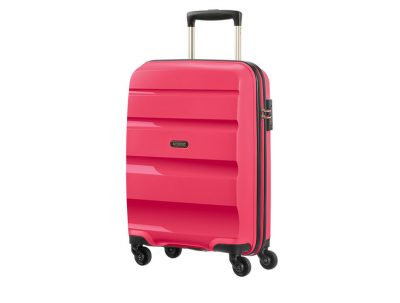 American Tourister - Spinner 55cm - Bon Air - SKU 59422 fronte fucsia