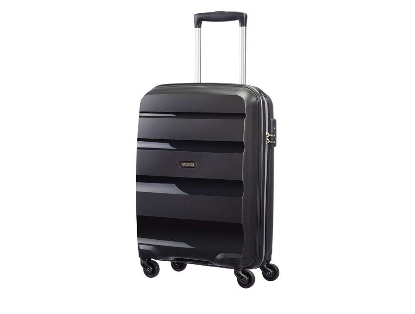 American Tourister - Spinner 55cm - Bon Air - SKU 59422 fronte nera