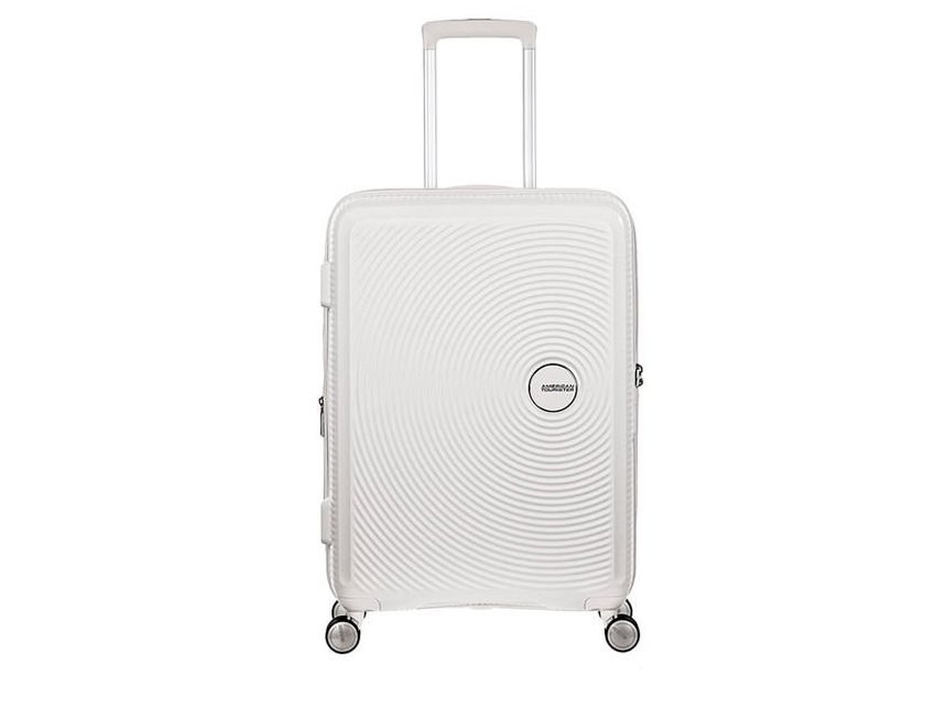American Tourister - Spinner 67cm - Soundbox - SKU 88473 fronte bianca