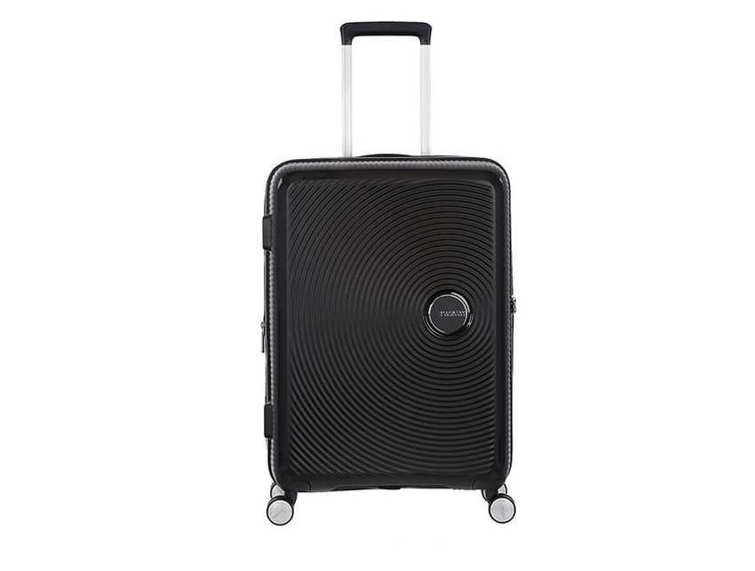 American Tourister - Spinner 67cm - Soundbox - SKU 88473 fronte nera