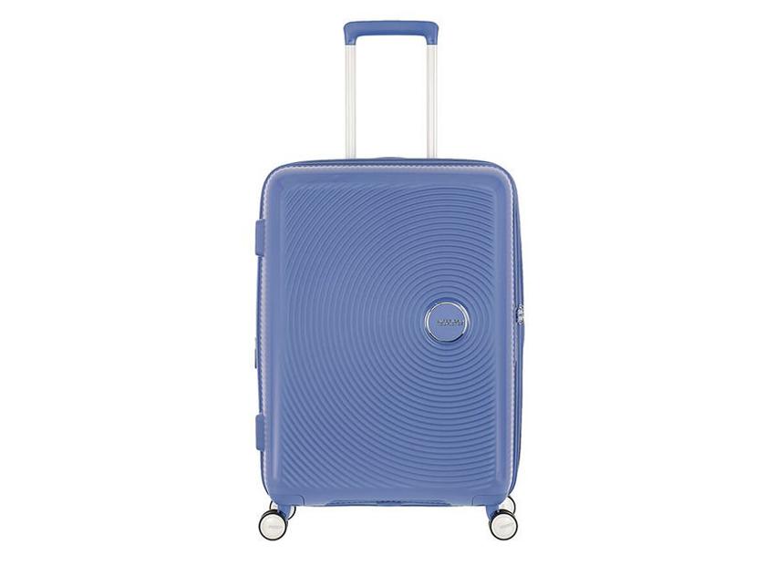 American Tourister - Spinner 67cm - Soundbox - SKU 88473 fronte viola