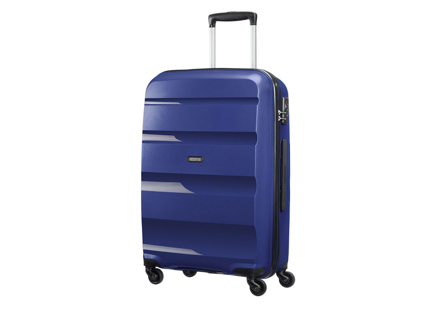 American Tourister - Trolley - Bon Air - SKU 59423 fronte blu