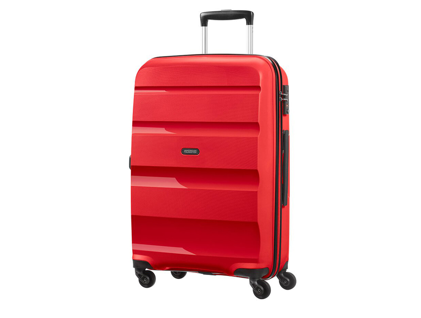 American Tourister - Trolley - Bon Air - SKU 59423 fronte rossa