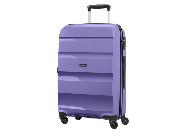 American Tourister - Trolley - Bon Air - SKU 59423 fronte viola