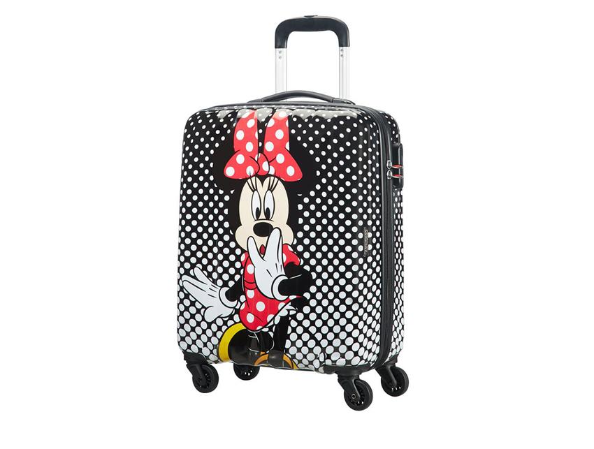 American Tourister - Trolley 55cm - Disney Legends - SKU 92699-4755