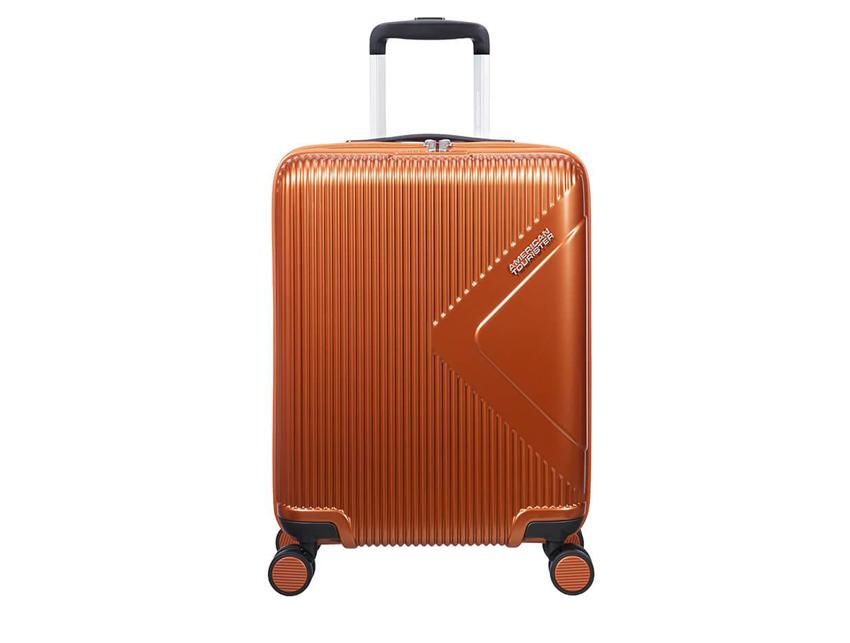American Tourister - Trolley 55cm - Modern Dream - SKU 110079 fronte arancio