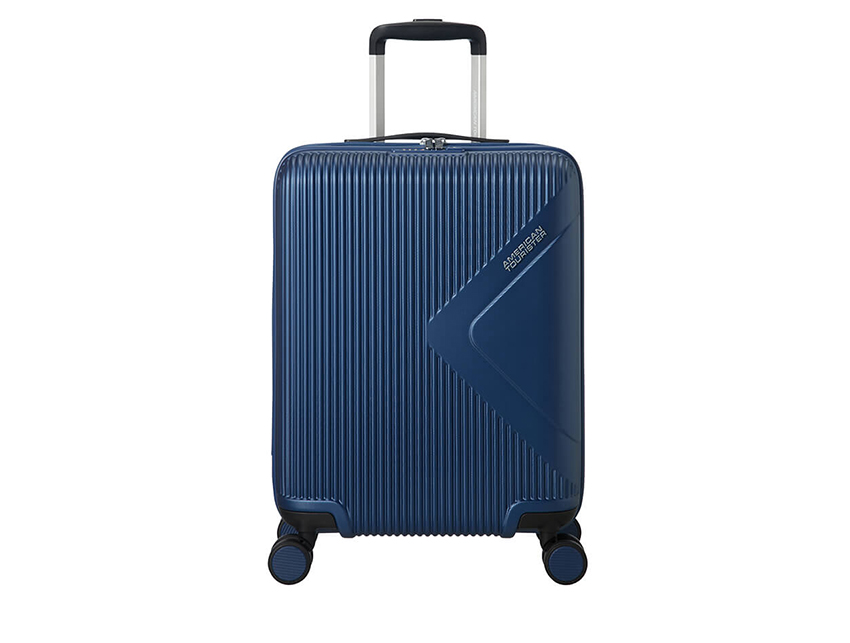 American Tourister - Trolley 55cm - Modern Dream - SKU 110079 fronte blu