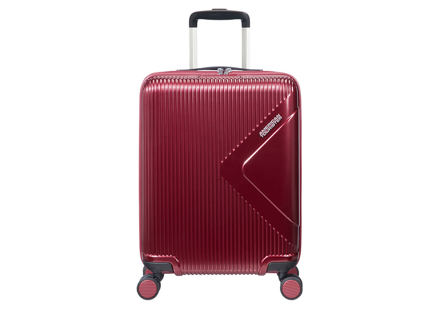 American Tourister - Trolley 55cm - Modern Dream - SKU 110079 fronte rossa